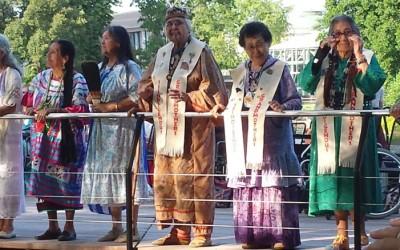 Bericht vom Treffen der 13 indigenen Großmütter in Karlsruhe