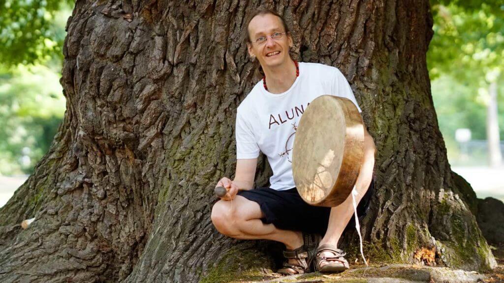 Schamanische Arbeit Und Yoga Jurgen Konig Und Franziska Henschel