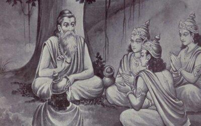 Ayurveda über Naturkatastrophen und Epidemien – Charaka Samhita, Kapitel 4: Vimana Sthana
